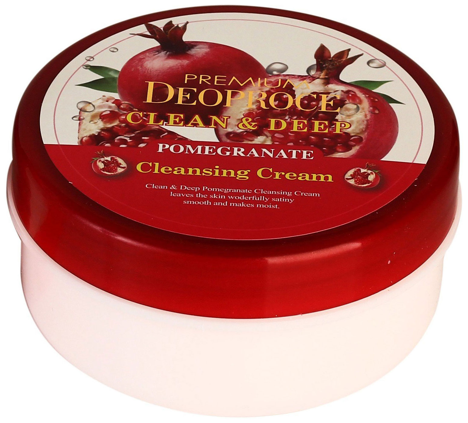 Крем для лица Deoproce Clean #and# Deep Pomegranate Cleansing 300 мл