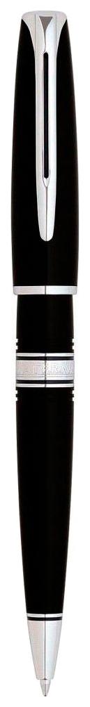 Шариковая ручка Waterman Charleston Ebony Black CT M S0701060