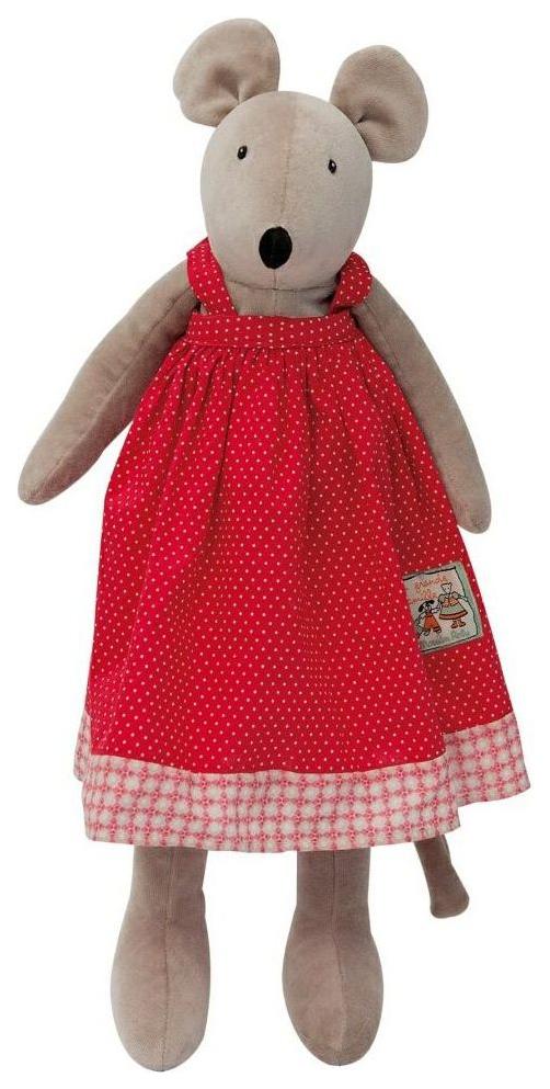 Мягкая игрушка Moulin Roty Мышка Нини 632117