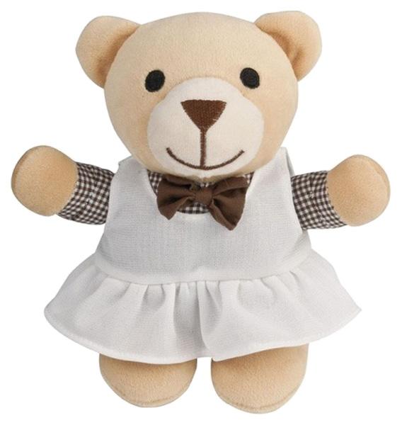 Купить Мягкая музыкальная игрушка Мишка, Мягкая игрушка Canpol музыкальная Мишка 2/407, 0+, девочка, Мягкие игрушки животные