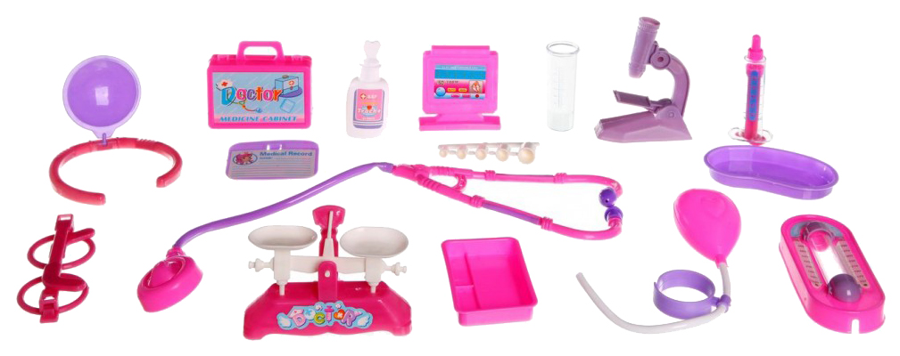 Набор доктора Shenzhen toys игровой для девочек 5634, в асс.