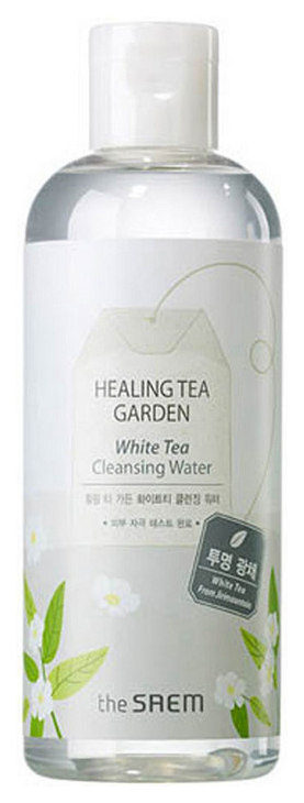 Мицеллярная вода The Saem Healing Tea Garden White