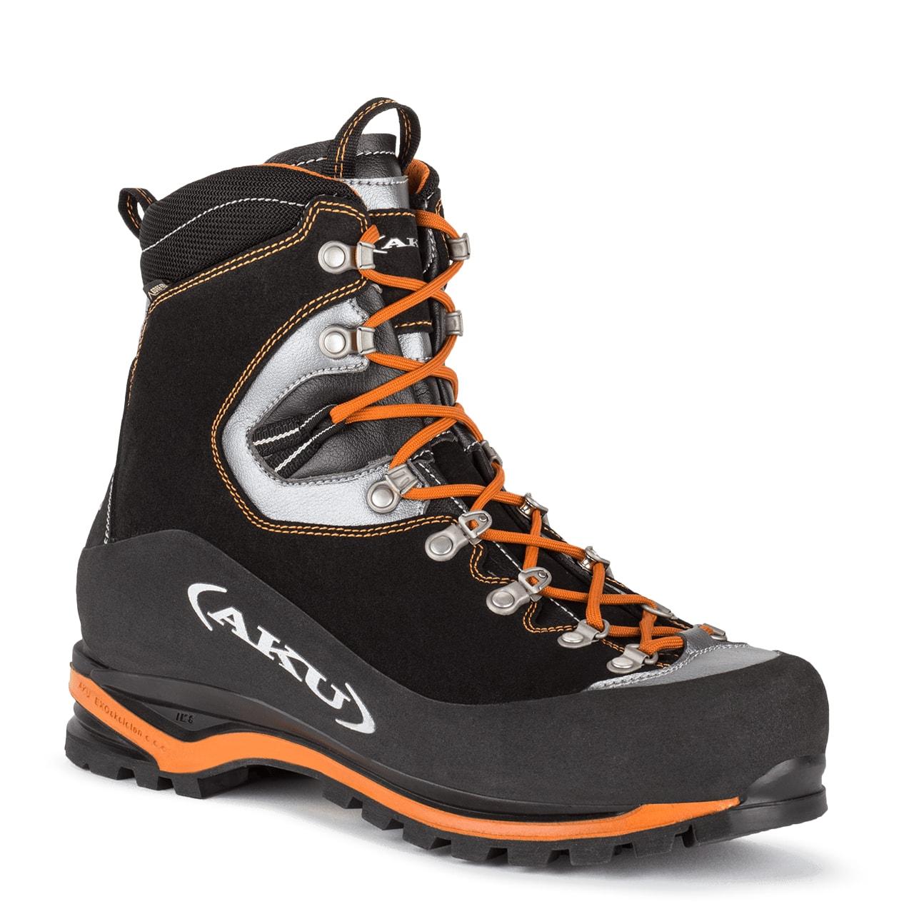 Ботинки мужские AKU Yatumine GTX, black/orange,