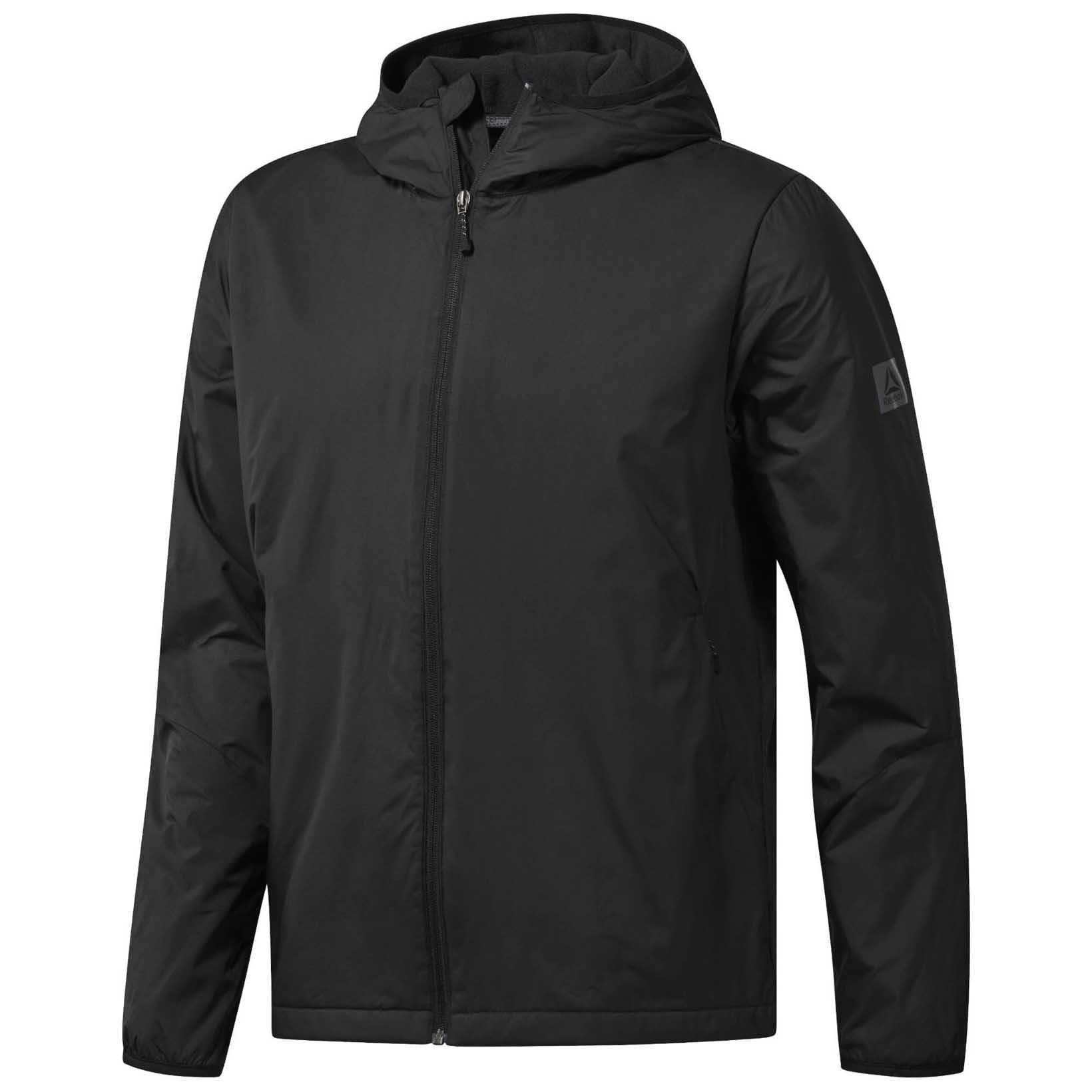 Мужская куртка Reebok Outdoor Fleece Lined CY4603 44-46 RU