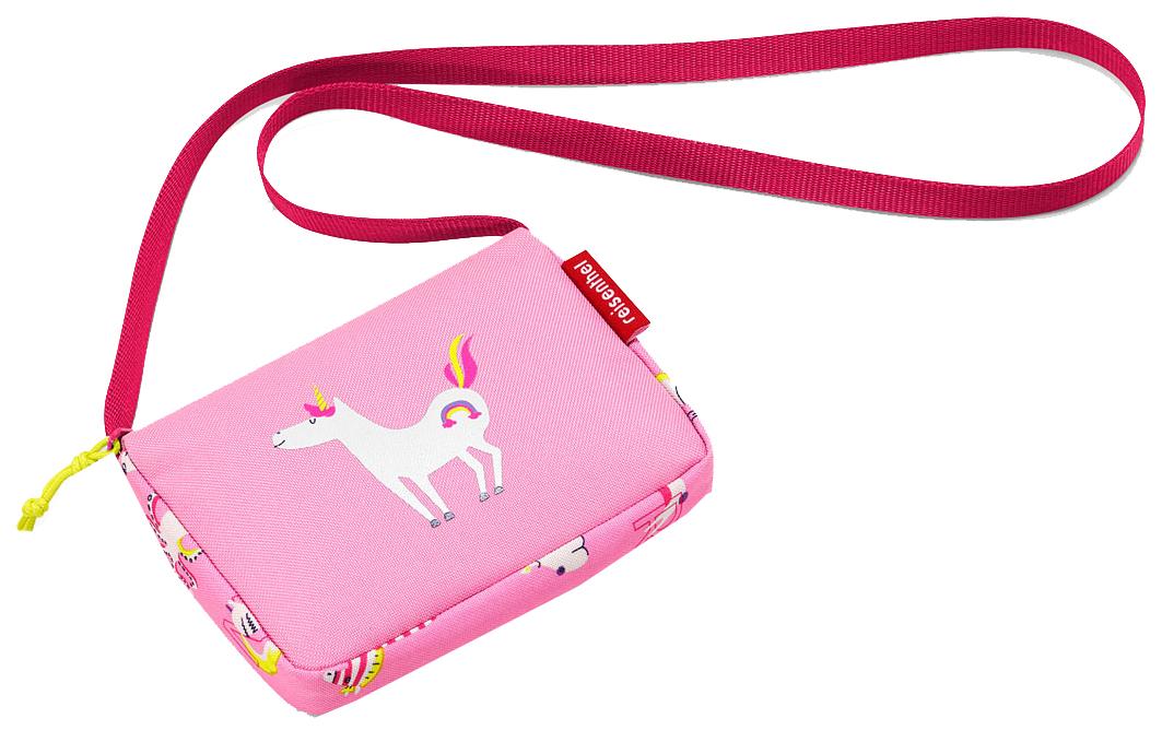 Купить Сумка детская itbag ABC friends pink Reisenthel для девочек Розовый JA3066, Детские сумки