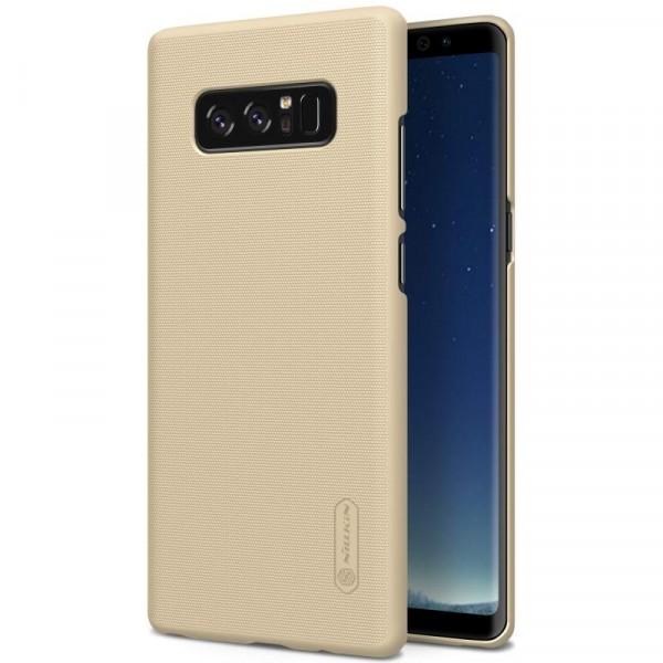 Чехол Nillkin Matte для Samsung Galaxy Note 8 Gold