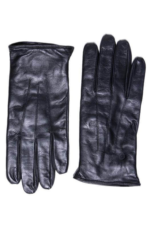 Перчатки мужские Cacharel A051SZ0DHE01K5ELD1 черные A051SZ0DHE01K5ELD1 по цене 3 450