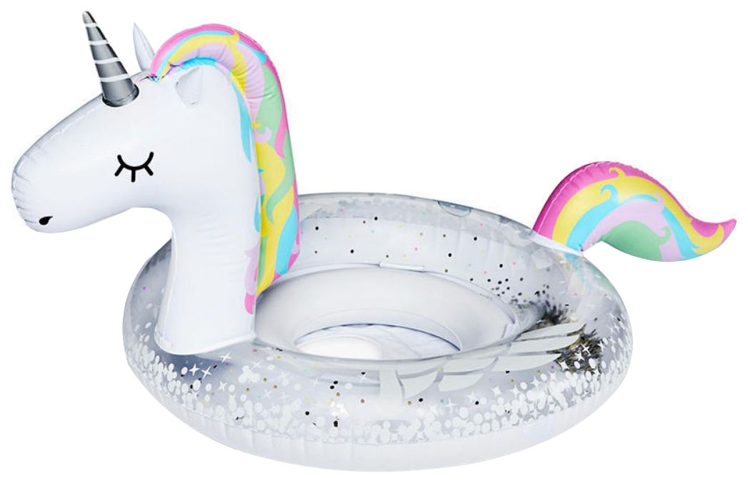 Круг надувной детский Unicorn