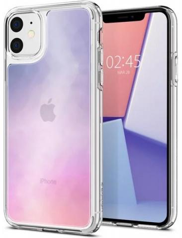 Чехол Spigen Crystal Hybrid Quartz 076CS27087 для iPhone 11