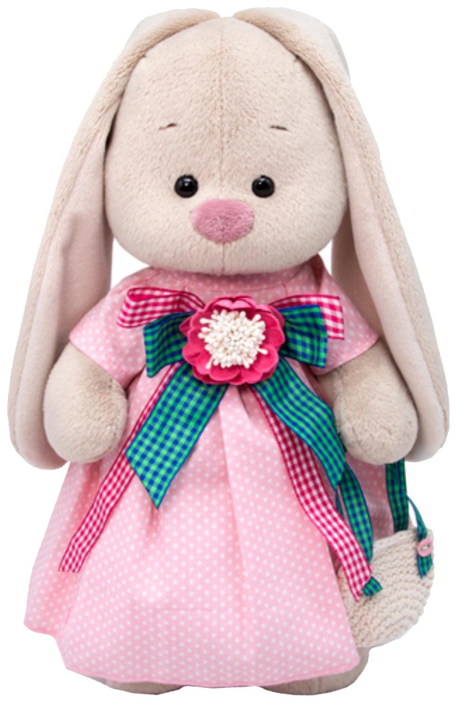 Купить Мягкая игрушка Budi Basa Зайка Ми Розовая дымка 32 см, Мягкие игрушки животные