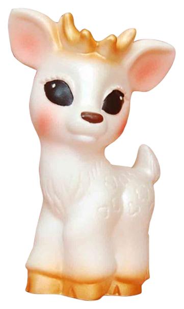 Купить Резиновая игрушка Олененок сказочный Завод Огонек, Игрушки для купания