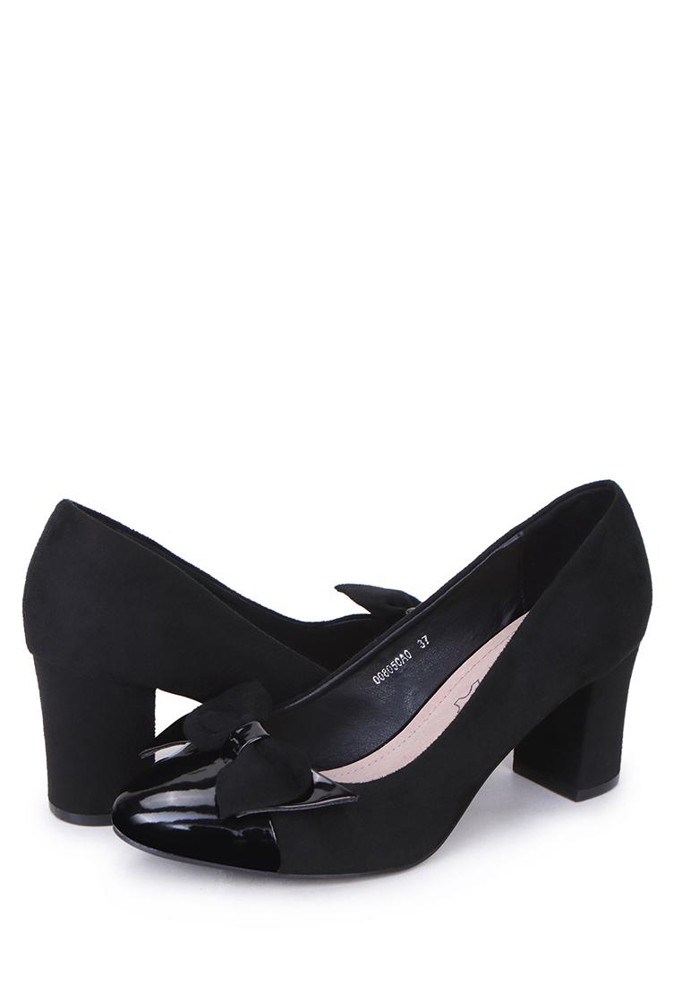 Туфли женские T.Taccardi K0107PM-3 черные 36 RU