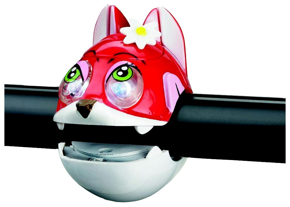 Фонарик CAT light с брелком фонариком