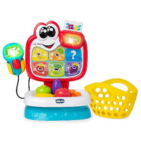 Говорящая игрушка Chicco Baby Market (рус/англ) 18м+
