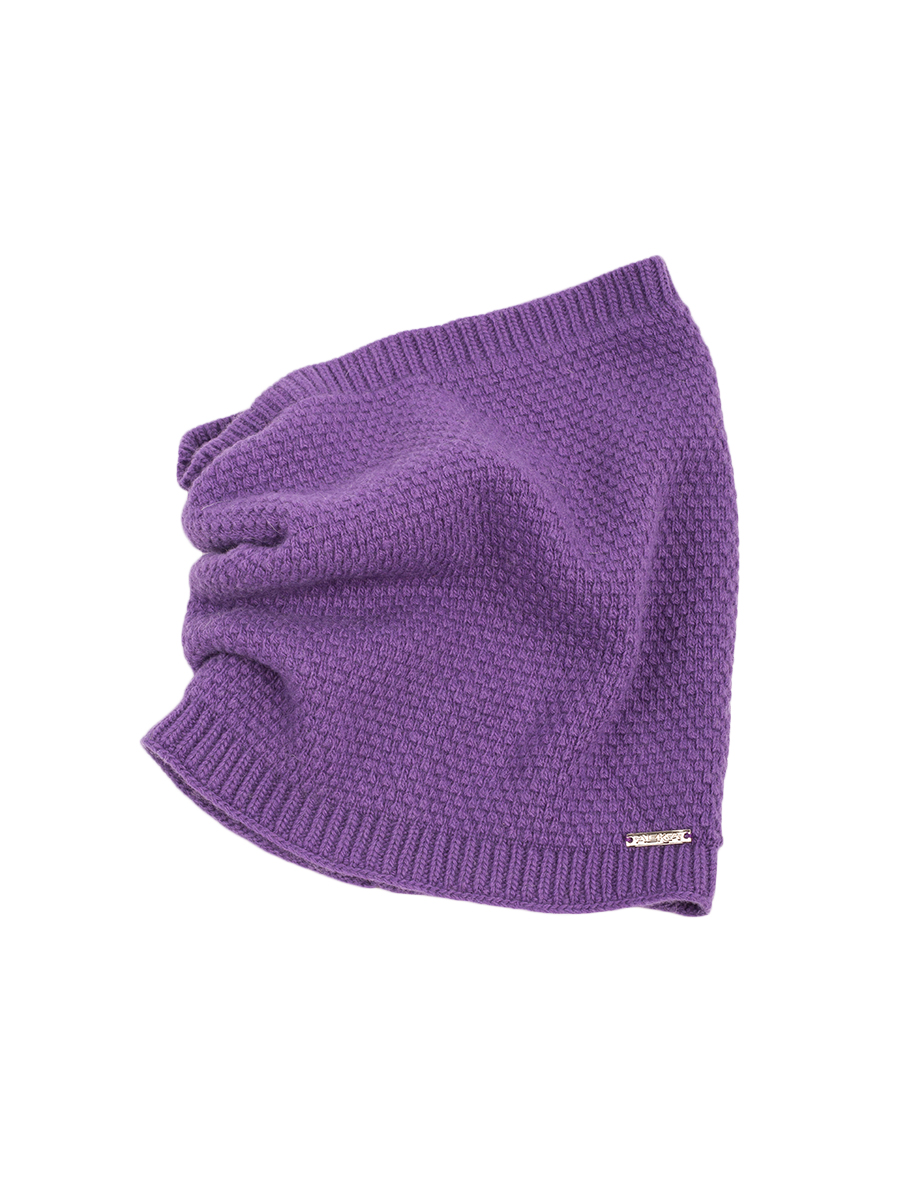 Купить Снуд детский ALEKSA р.48-56 цв. фиолетовый, Детские шапки и шарфы