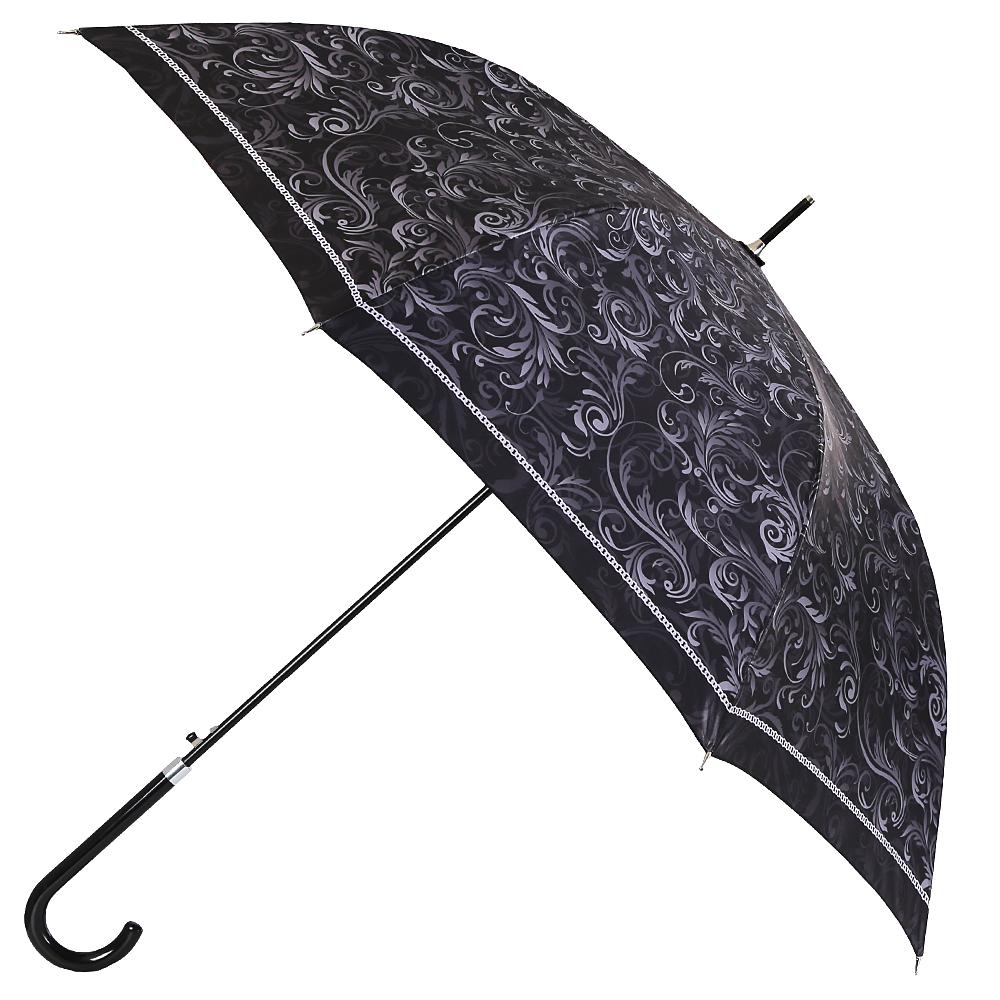 Зонт женский FABRETTI 1730 черный