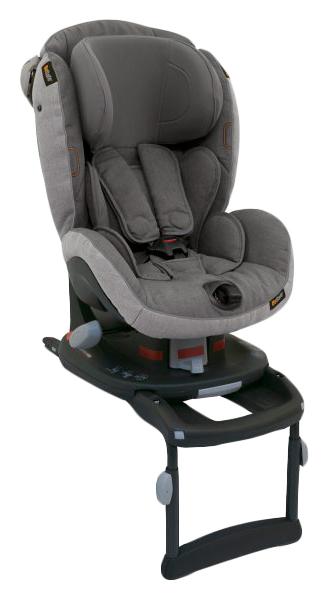 Автокресло 1 BeSafe iZi-Comfort X3 Isofix Metallic Melange 528102
