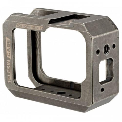 Рамка металлическая Telesin для Gopro HERO8 горизонтальная