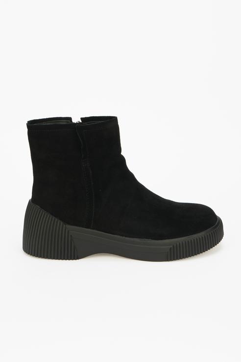 Ботинки женские Betsy 998706 черные 40 RU фото