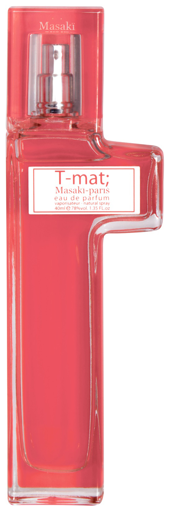 Парфюмерная вода Masaki Matsushima T-mat 80 мл