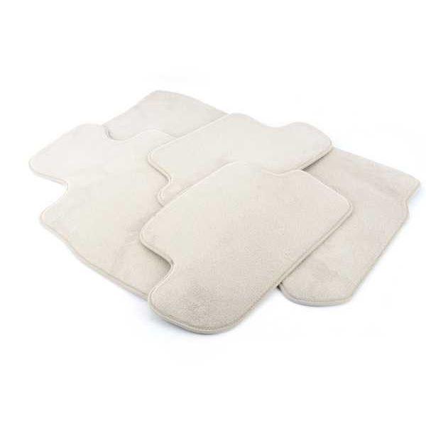 Комплект ножных ковриков velours BMW арт. 51477230385