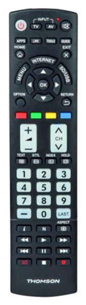 Универсальный пульт Thomson H 132498 Samsung