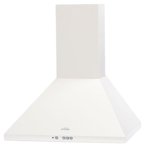 Вытяжка купольная Elikor Вента 60П-650-К3Д White