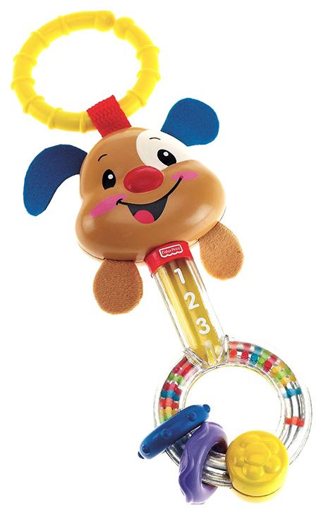 Купить Развивающая игрушка Fisher Price Веселый щенок, Fisher-Price, Погремушки