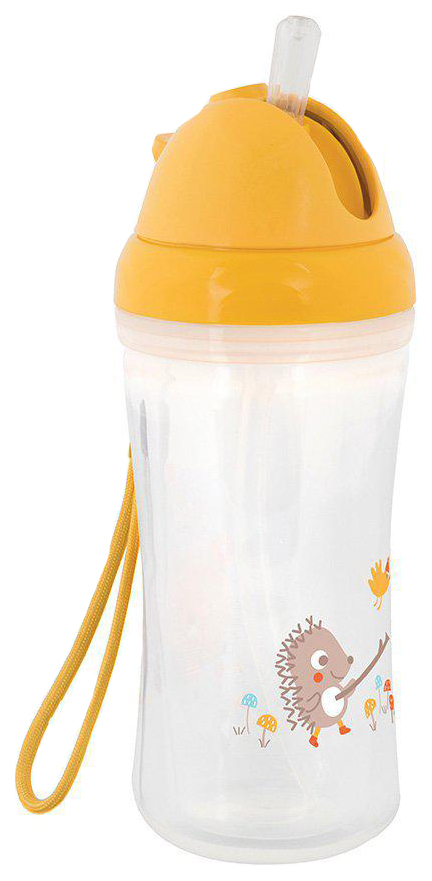 Поильник-чашка универсальная Bebe Confort, 260 мл, Желтый фото