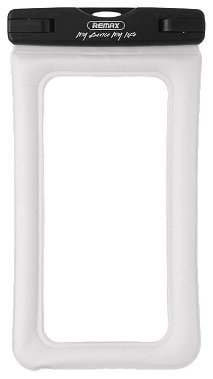 Универсальный чехол для смартфона Remax водонепроницаемый RT-W2 White