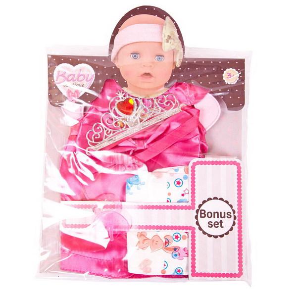Купить Одежда для кукол 35-45 см PT-00998 ABtoys, BabyBoutique