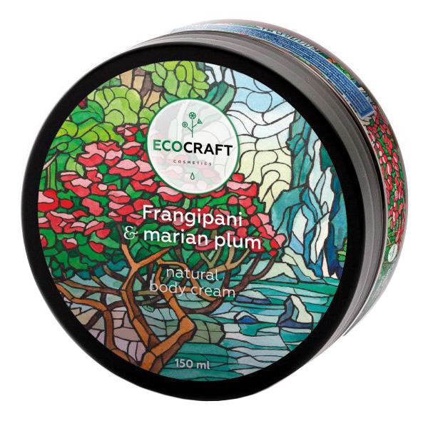 Крем для тела EcoCraft Frangipani and Marian