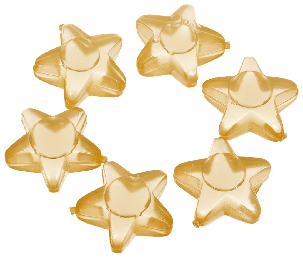 Многоразовый лед Marmiton Звезды 16152 Золотистый