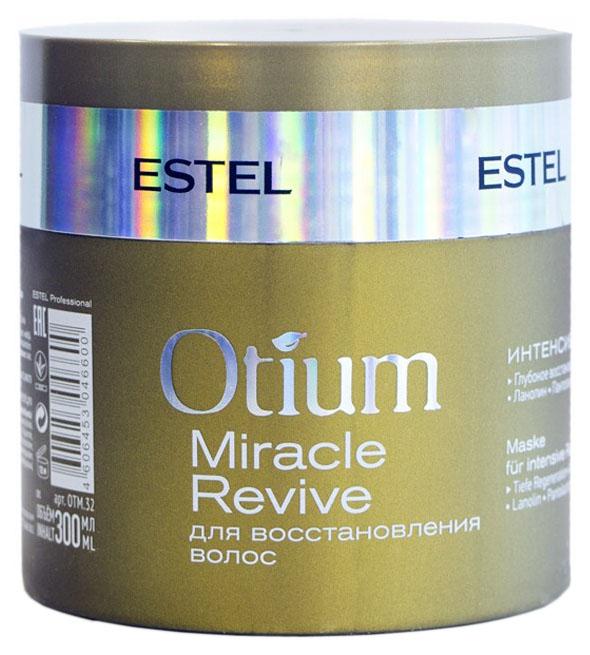 Маска для волос Estel Professional Otium Miracle Revive 300 мл