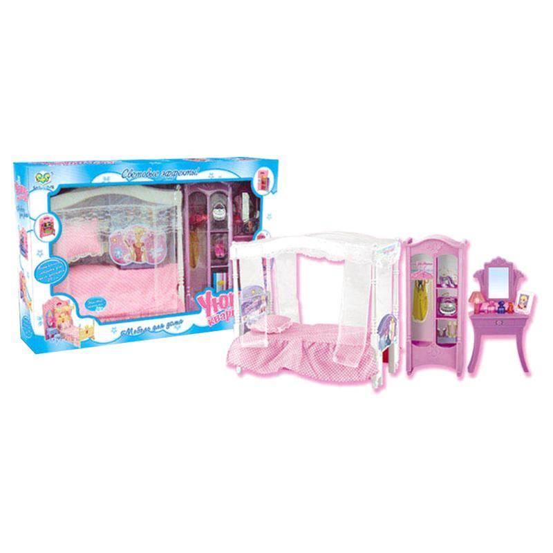 Мебель для куклы Спальня TM r100570