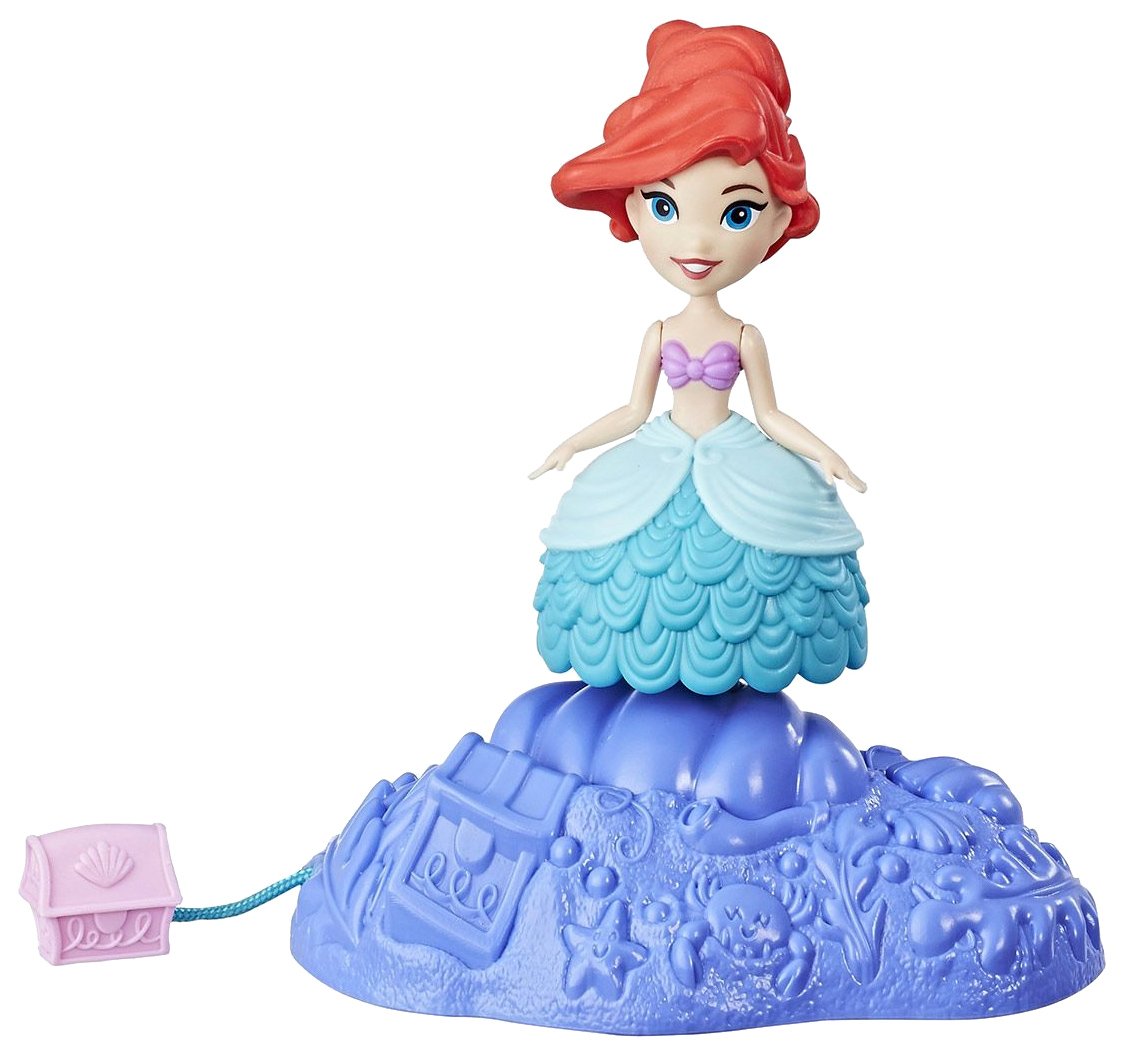Купить Набор Disney Hasbro танцующая кукла принцесса Ариэль Дисней Муверс E0244/astE0067, Игровые наборы
