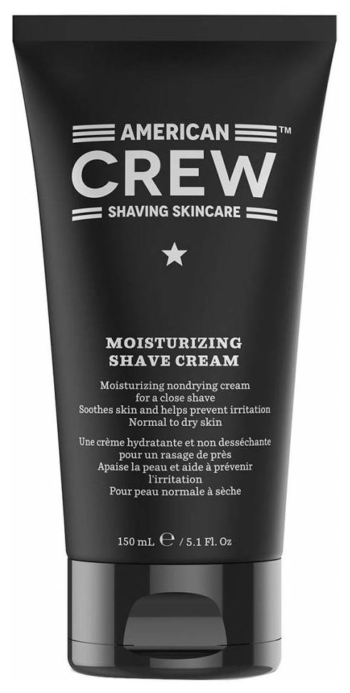 Крем для бритья American Crew Moisturizing Shave