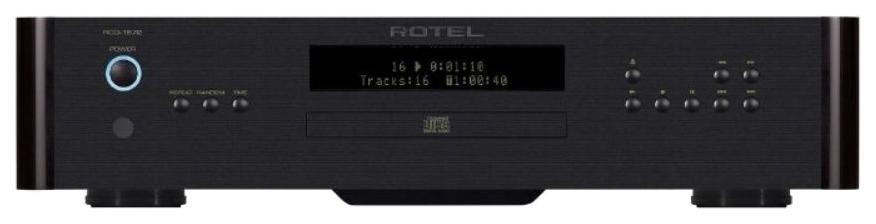 CD проигрыватель Rotel RCD 1572 Black