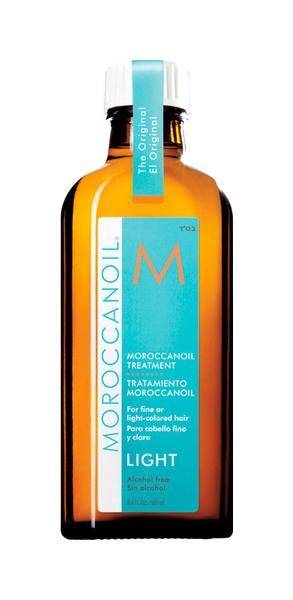 Масло для волос Moroccanoil Light Oil Treatment 100 мл
