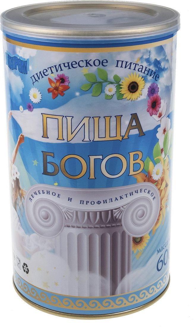 Коктейль Пища богов соево-белковый вкус ваниль 600 г