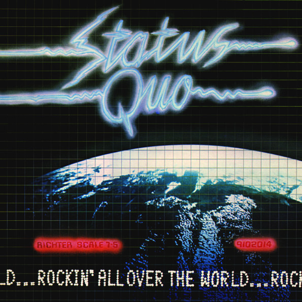 Виниловая пластинка  Status Quo \