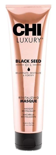 Маска для волос Chi Luxury с маслом семян черного тмина Оживляющая 147 мл
