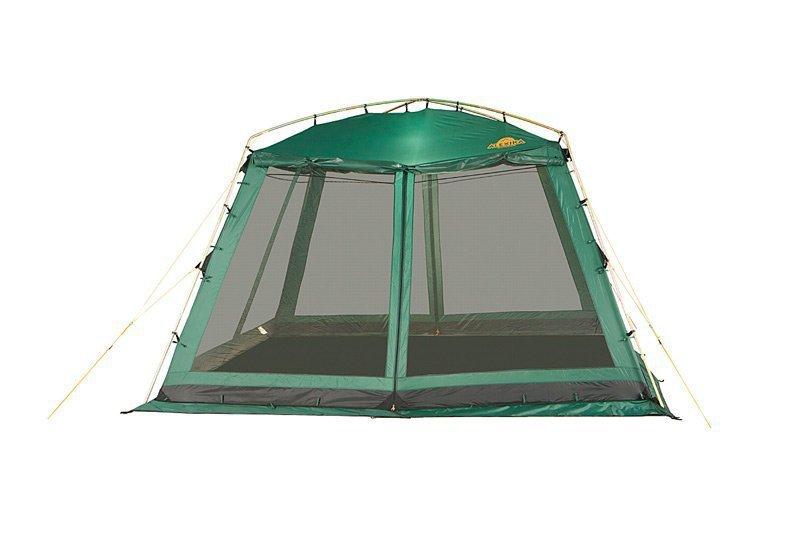 Палатка Alexika China House Alu двухместная зеленая