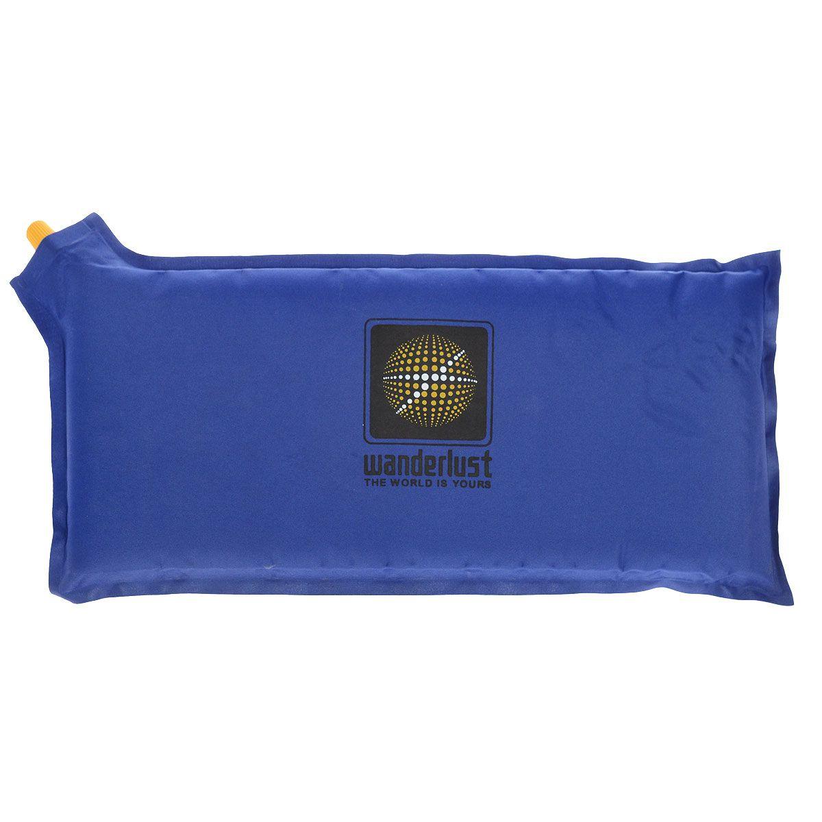Сиденье туристическое самонадувающиеся Wanderlast  Seat III (синий)