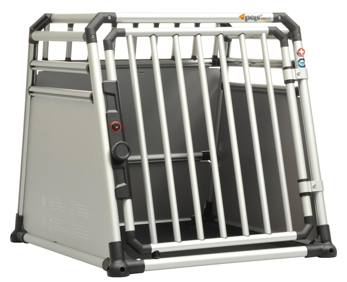 Автобокс для безопасной перевозки собак 4pets Eagle