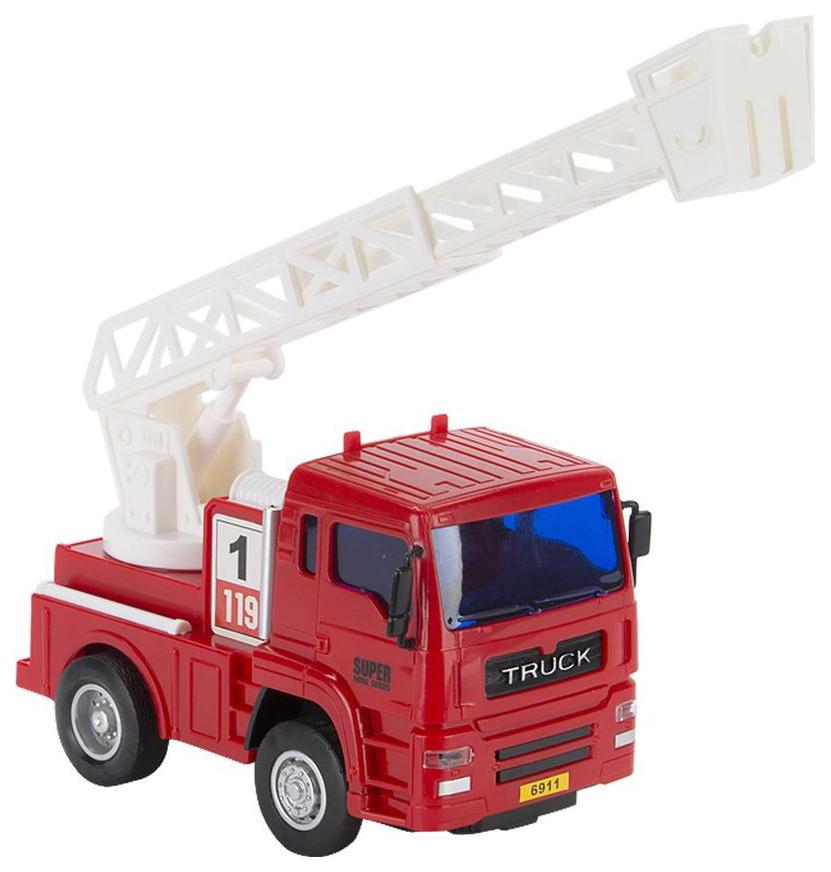 Пожарная машина Игруша инерционная
