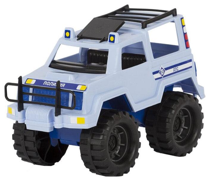 Машина спецслужбы Спектр Джип Полиция У864