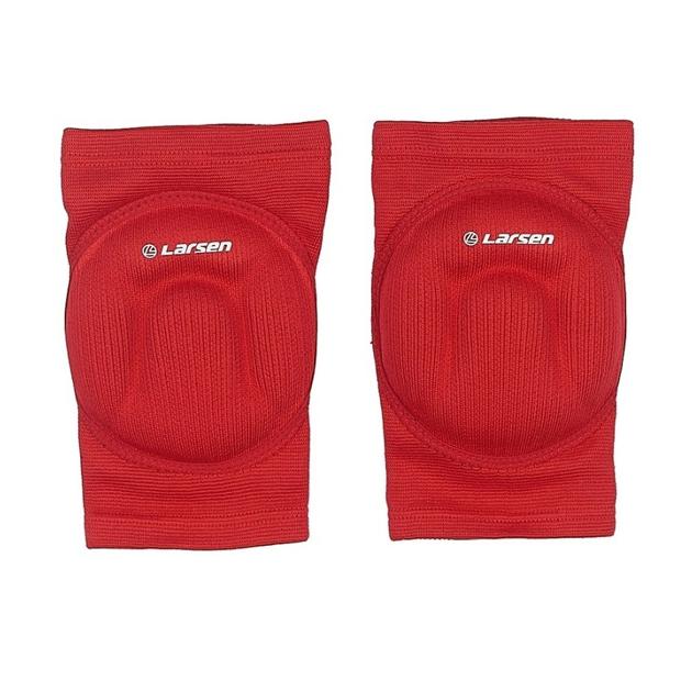 Защитные наколенники Larsen 6755 красные M Senior