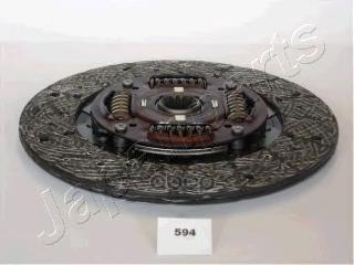 диск сцепления Japanparts DF594