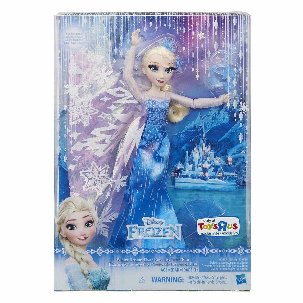 Кукла Disney Эльза Зимние мечты Frozen C1714